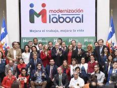 Proyecto Ley Modernización Laboral VFCC Informa